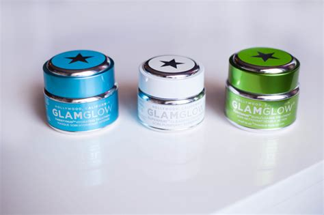 Glamglow Detox Mask Review by Bar Glamglow Masks Color Chic