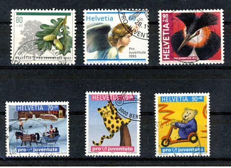 Brief Schweiz Briefmarke Die Briefmarken Der Schweiz