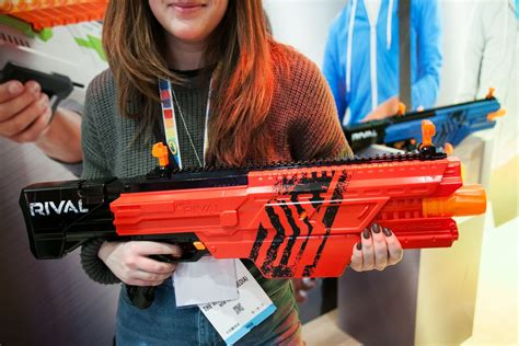 Kaos Team Sniper this new nerf gun shoots at 68 mph the verge