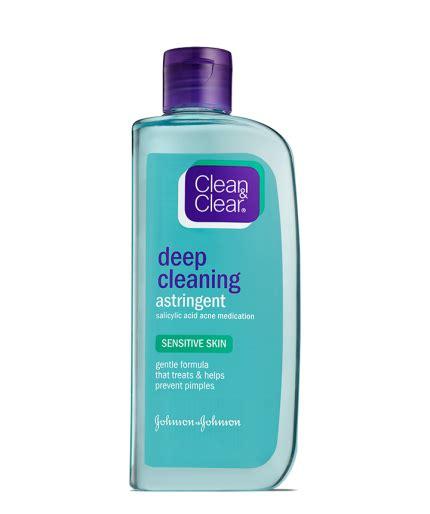 Harga Clean Clear Essentials Moisturiser essentials cleaning toner for sensitive skin clean