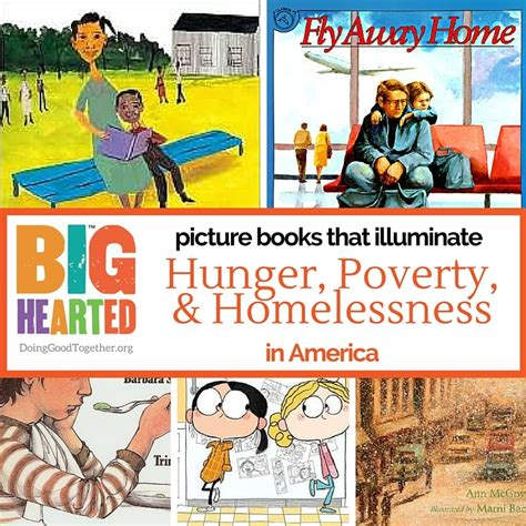 picture books to teach empathy picture books that illuminate hunger poverty