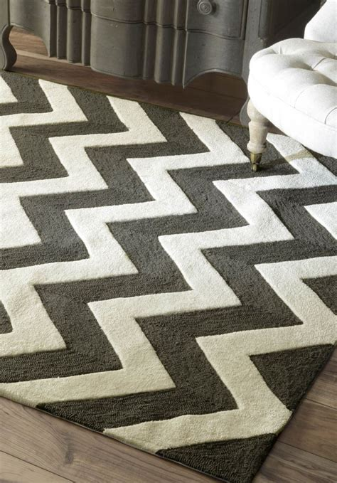 Grey Chevron Rug 5 215 8 Roselawnlutheran Grey Chevron Outdoor Rug