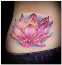Lotus Flower Tattoos Lotus Flower Stencils Sopho Nyono