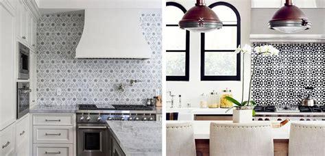 tipos de azulejos azulejos tipo mosaico para la cocina un estilo original
