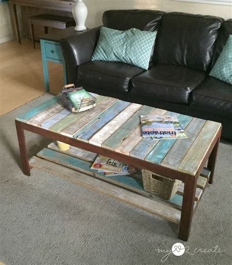best 25 pallett coffee table ideas on pallet for modern residence colorful tables