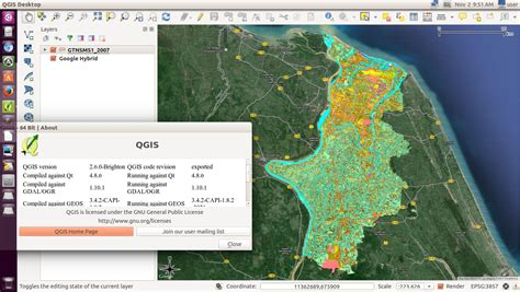 tutorial qgis 2 6 brighton qgis malaysia ubuntu 14 10 and qgis 2 6 brighton
