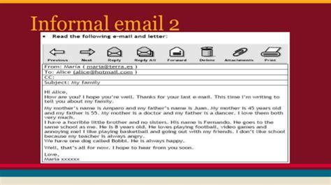 Letter Of Agreement Em Portugues Formal Informal Letters And Emails