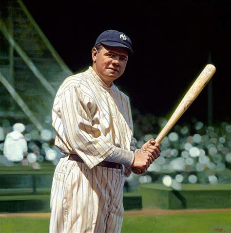 ruth in color the timeless baseball of graig kreindler mlb