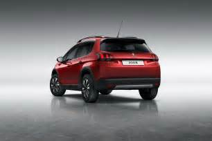 Suv 2008 Peugeot Peugeot Facelifts The 2008 Suv For 2017 89 Photos