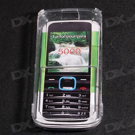 Casing Nokia 5000 protective for nokia 5000 black white assorted 2 pack free shipping dealextreme