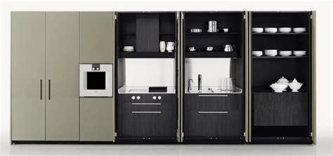 cucina a scomparsa boffi cucine a scomparsa dal design moderno