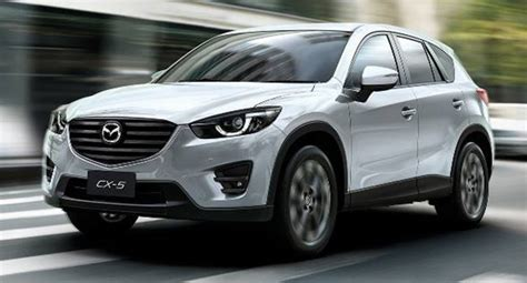 Mazda Cx 5 2020 Facelift by 2016 Mazda Cx 5 Facelift Launched In Thailand Now With I