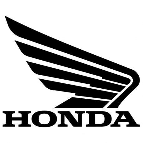 honda motorcycle logos black honda wing logo blackhondawinglogowallpaper7jpg