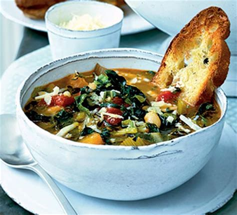 best winter recipes the river cafe s winter minestrone food