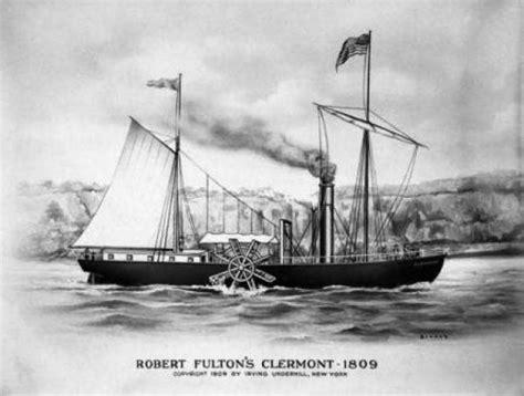 barco de vapor de robert fulton barcos barco de vapor newhairstylesformen2014