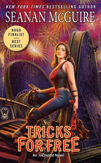 libro tricks for free incryptid tricks for free incryptid series 7 by seanan mcguire paperback barnes noble 174