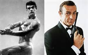 Sean connery from bodybuilding to bond