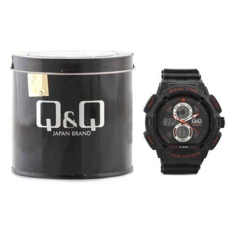 Qq Gw86j003y Manblack Analog Digital q q gw81j002y regular analog digital black s