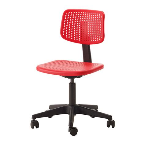 Alrik Swivel Chair Red Ikea Ikea Swivel Chair