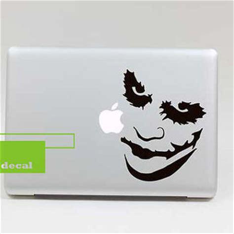 Tokomonster Decal Sticker Joker Macbook Pro Air 1 joker decal laptop macbook pro decal from ohyeahdecal on etsy