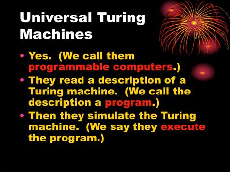 turing and the universal machine the of the modern computer icon science books ppt the halting problem undecidable languages