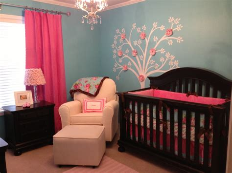 pink nursery emerson s pink and turquoise nursery project nursery