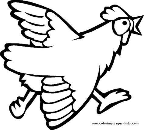Just For Fun The Chicks Coloring Pages Chickens
