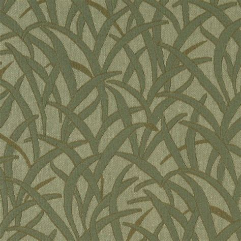 matelasse upholstery fabric green blades of grass woven matelasse upholstery grade