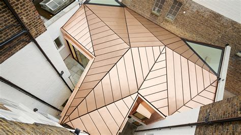 copper roof when a copper roof steals the show in a working