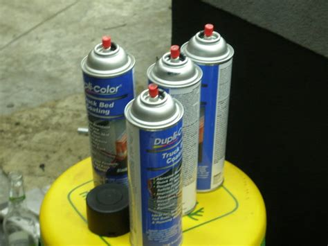 duplicolor bed armor spray anyone spray bedliner on their factory bed rail covers