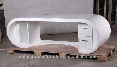 white gloss office furniture made in china commercial furniture table white gloss