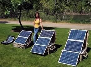 solar powered home generator best portable solar generator on the market choosing best