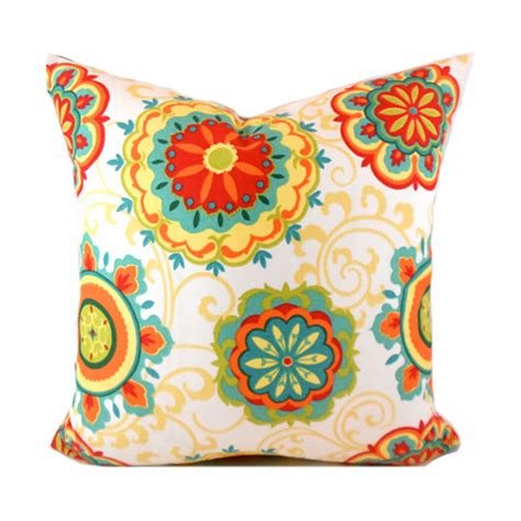 Indoor Decorative Pillows Indoor Outdoor Pillow Covers Any Size Decorative Pillows