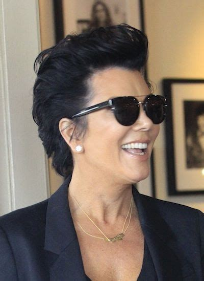 back of chris jenners hair celebrity hairstyles kris jenner short hairstyles kris