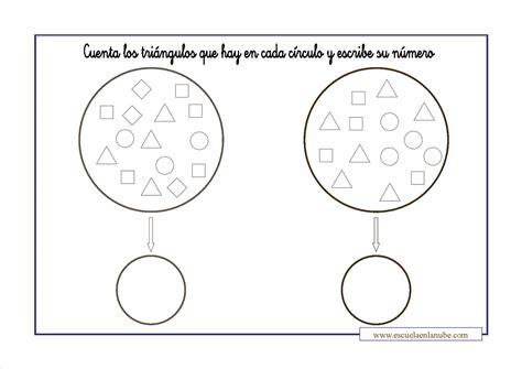 figuras geometricas actividades para preescolar trabajar las formas geom 233 tricas con estas fichas para primaria
