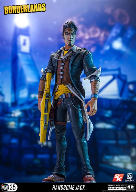 Mcfarlane Borderlands 2 Handsome new photos of borderlands 2 handsome figure by