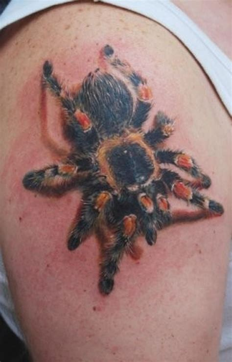 coloured tattoo designs coloured tarantula spider tattoos book 65 000