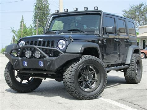 jeep wrangler top light bar rugged ridge 174 windshield mount light bar in textured black