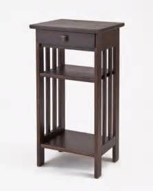 multi tiered telephone table modern plant stands