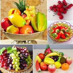 fruit home decor be lifelike artificial decorative plastic fruit home decor