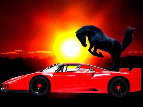 Ferrari Pferd by Ferrari Sun Horse By Optilux On Deviantart