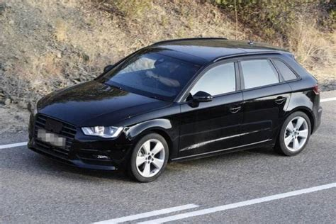 Ma E Audi A3 Sportback by Quasi Pronta La Nuova Audi A3 Sportback