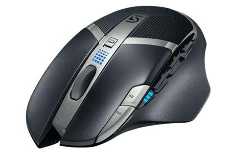 Mouse Gamer Logitech wireless gaming mouse g602 logitech