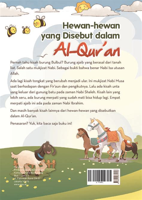 Paket Buku Kisah Teladan Dalam Al Quran Dan Hadits jual buku hewan hewan yang disebut dalam al qur an oleh dewi liez gramedia digital indonesia