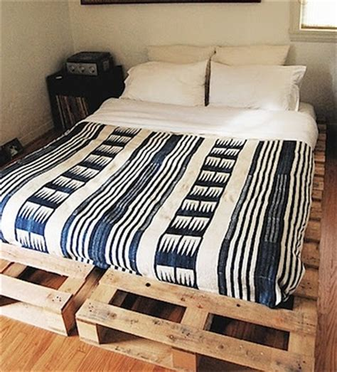 how to make a pallet bed frame awesome recycled pallet bed frame ideas recycled pallet