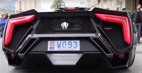 Teuerstes Auto Maybach by Der Lykan Hypersport 385 Km H F 252 R 3 4 Millionen Dollar