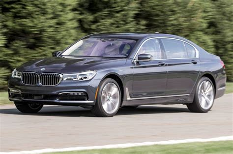 features of bmw 7 series used 2016 bmw 7 series pricing features edmunds