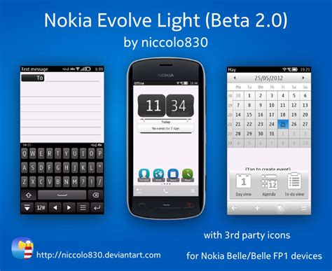 download themes for nokia 500 symbian belle nokia 500 tema new calendar template site