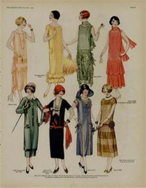 clothing style 1924 1924 women s fashion on pinterest teen fashion flappers
