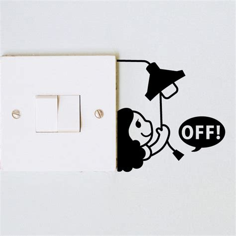 turn off bedroom light popular switch off stickers buy cheap switch off stickers